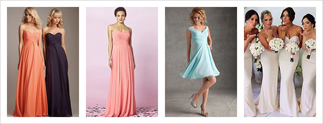 Amazing Bridesmaids Dresses At MillyBridal UK