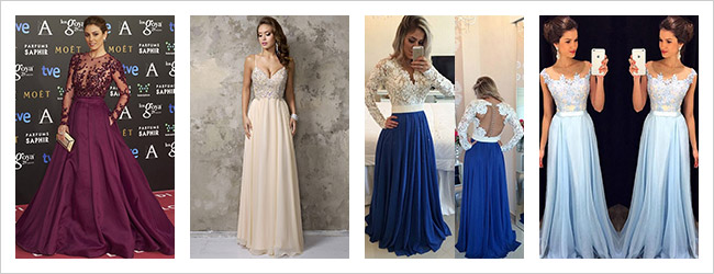 Short Prom Dresses at millybridal